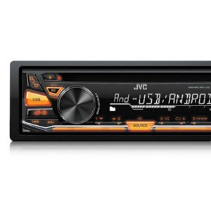 JVC KD-R476 CD MP3 USB Radio Car Android Receiver