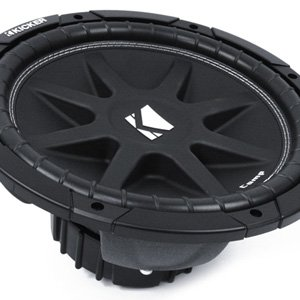 "Kicker 43C124 12"" Comp Series 150W RMS Subwoofer"