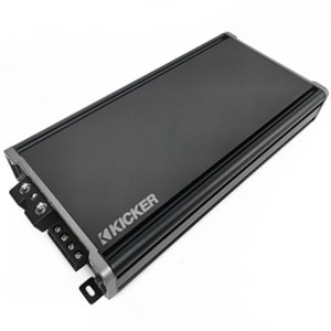 Kicker 46CXA18001 CX Series 1800 Watt RMS Monoblock Class-D Amplifier