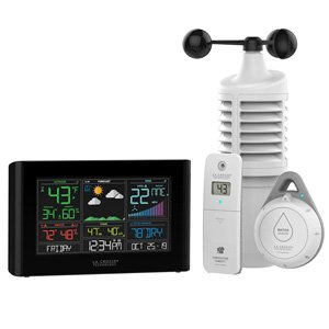 La Crosse WiFi Wind Weather Station with AccuWeather Forecast S82950