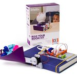 LittleBits Rule Your Room Kit DIY Electronics Building Project