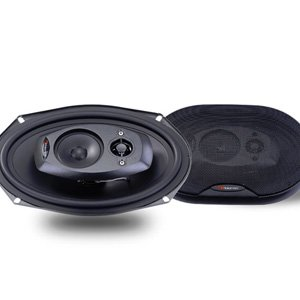 "Nakamichi NSE953 6x9"" Coaxial Speakers"