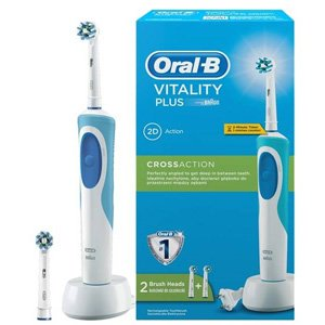 Oral-B Vitality Cross Action Rechargeable Electric Toothbrush