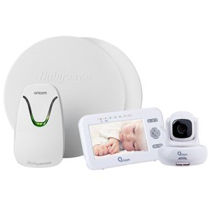 Oricom BS7SC850 BabySense7 Breathing Movement Baby Monitor + Secure850