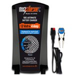 OzCharge 12V 4A Golf Cart Charger & Maintainer OC-1204G