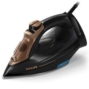 Philips GC3929/64 PerfectCare PowerLife Garment Steam Iron Black/Gold