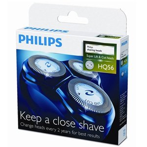 Philips HQ56 Replacement Shaving heads for HQ900 Series