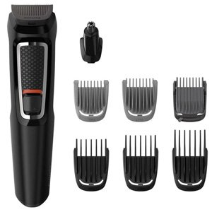 Philips MG3730 Series 3000 Multigroom 8 in 1 Face & Hair Trimmer