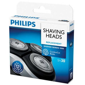 Philips SH30 Replacement Shaving heads for Series 1000 2000 3000