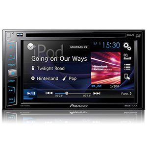"Pioneer AVH-X1850DVD 6.1"" iPhone iPod Android DVD Player"