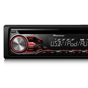 Pioneer DEH-X2850UI iPod/iPhone CD USB Receiver