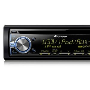 Pioneer DEH-X3850UI iPod/iPhone/Android CD USB Receiver