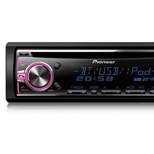 Pioneer DEH-X6850BT Bluetooth iPod/iPhone/Android Receiver
