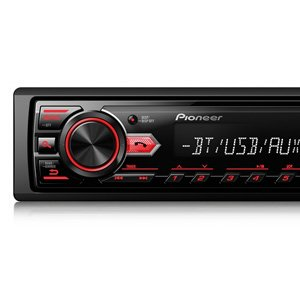 Pioneer MVH-295BT Bluetooth USB Android Multimedia Tuner Stereo