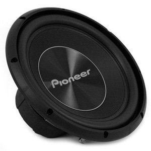 "Pioneer TS-A300S4 A Series 12"" 30cm 1500W Max 4 ohms SVC Car Subwoofer"