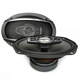 "Pioneer TS-A6997S 6x9"" 5-Way 750W Max 150W RMS 4 Ohm Car Speakers"