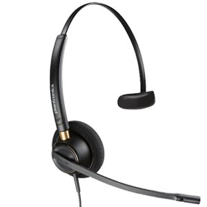 Plantronics Encorepro HW510D Over-the-Head Monaural Noise Cancelling