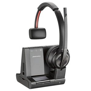 Plantronics Savi W8210 Monaural Wireless DECT Headset System 207309-04