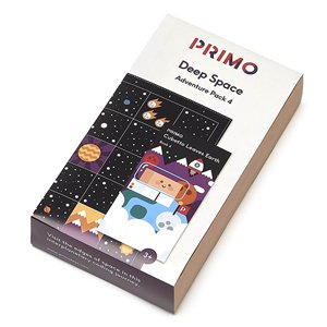 Primo Toys Deep Space Adventure Pack Map & Story Book Bluetooth