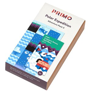 Primo Toys Polar Expedition Adventure Pack Map & Story Book Bluetooth