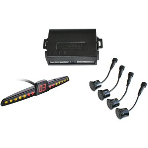 Promata PS-01D 4 Sensor Front Parking Assist System w/ Display