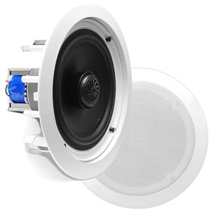 Pyle 6.5'' 2-Way In-Wall In-Ceiling Midbass Speakers (Pair)