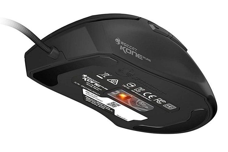 Roccat KONE SE RGB Pure Pro-Optic Core Performance Gaming ...