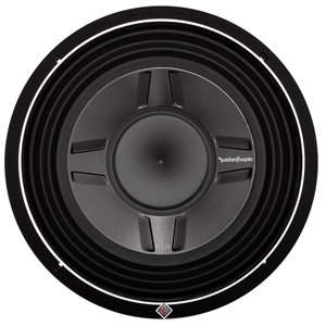 "Rockford Fosgate P3SD4-12 12"" Shallow 4-Ohm 800W Max DVC Subwoofer"