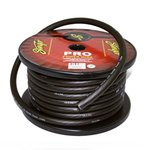 Stinger 1/0 Gauge Black Power Wire SPW10TB