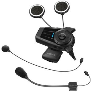 Sena 10C EVO Motorcycle Bluetooth 4K Camera & Intercom System