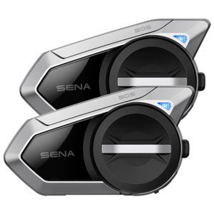 Sena 50S Dual Motorcycle Bluetooth Headset w Mesh Intercom 50S-01D