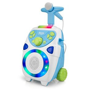 Singing Machine SMK264 Bluetooth Kids Walk & Sing Station