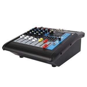 Sonken SMX402D 4-Channel 400W Powered Mixer w/ Bluetooth USB Recording