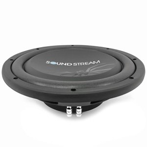 "Soundstream PSW.124 Picasso 12"" 600W Shallow Subwoofer Truck Car"