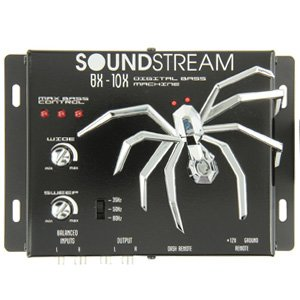 SoundStream BX-10X Digital Bass Processor