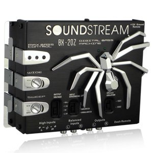 SoundStream BX-20z Digital Bass Processor