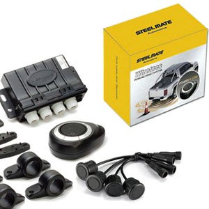 Steelmate PTS400W1-COM Universal Wireless Parking Sensor