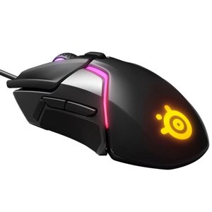 SteelSeries Rival 600 RGB 12000 CPI Dual Optical Gaming Mouse