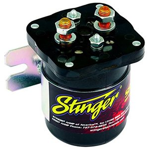 Stinger SGP32 200 Amp Battery Isolator and Relay