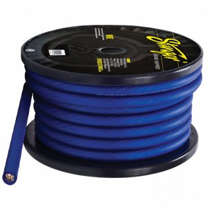Stinger SHW10B 1/0 Gauge Power Wire