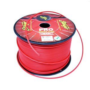 Stinger 12 AWG Power Wire SPW312RD