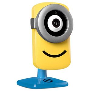 Stuart Cam Minion Despicable Me 720P HD WiFi Security Camera