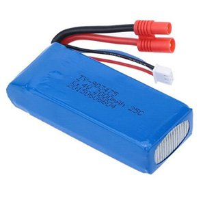 7.4V 2000MAH Battery for Syma X8C X8G X8W Drone