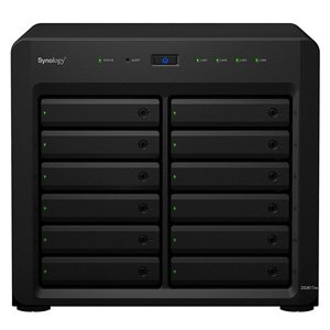 Synology DS3617XS Intel Xeon Quad Core 2.2GHz 16GB 12-Bay NAS