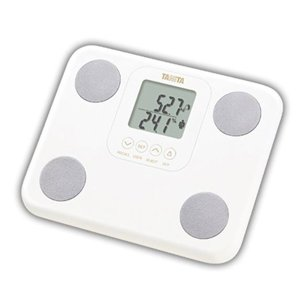 Tanita BC-730 InnerScan Body Composition Monitor Scale White