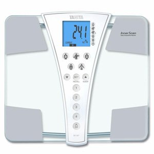 Tanita BC-587 200Kg Capacity InnerScan Body Composition Scale