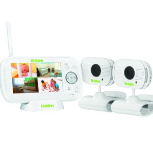 "Uniden BW3102 4.3"" Digital Wireless Baby Video Monitor Remote"