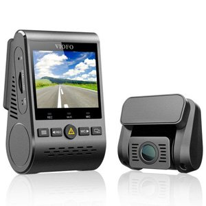 VIOFO A129 DUO GPS Dual Channel 1080P WiFi DVR Dashcam 32G 64GB CPL