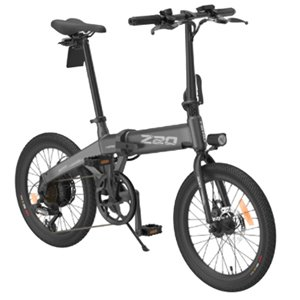 Ninebot HIMO Z20 Electric Bike Shimano 6 Speed 10Ah Battery Grey