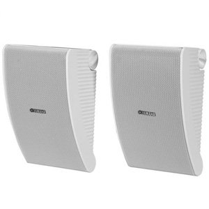 "Yamaha NS-AW592 All Weather 6.5"" Outdoor Speakers White Pair"